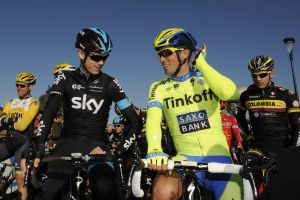 Froome and Contador collude to put time into rivals