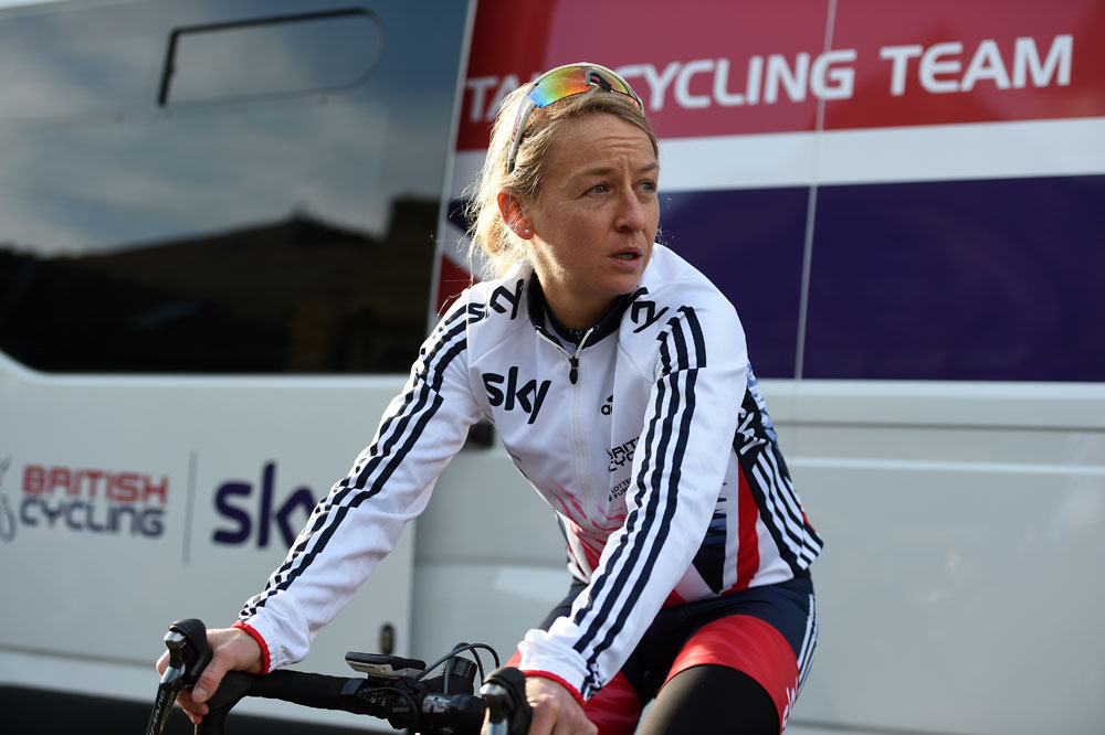 Emma Pooley Not Going To The Olympics For The Tracksuit