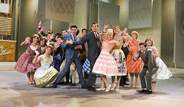 Hairspray musical movie