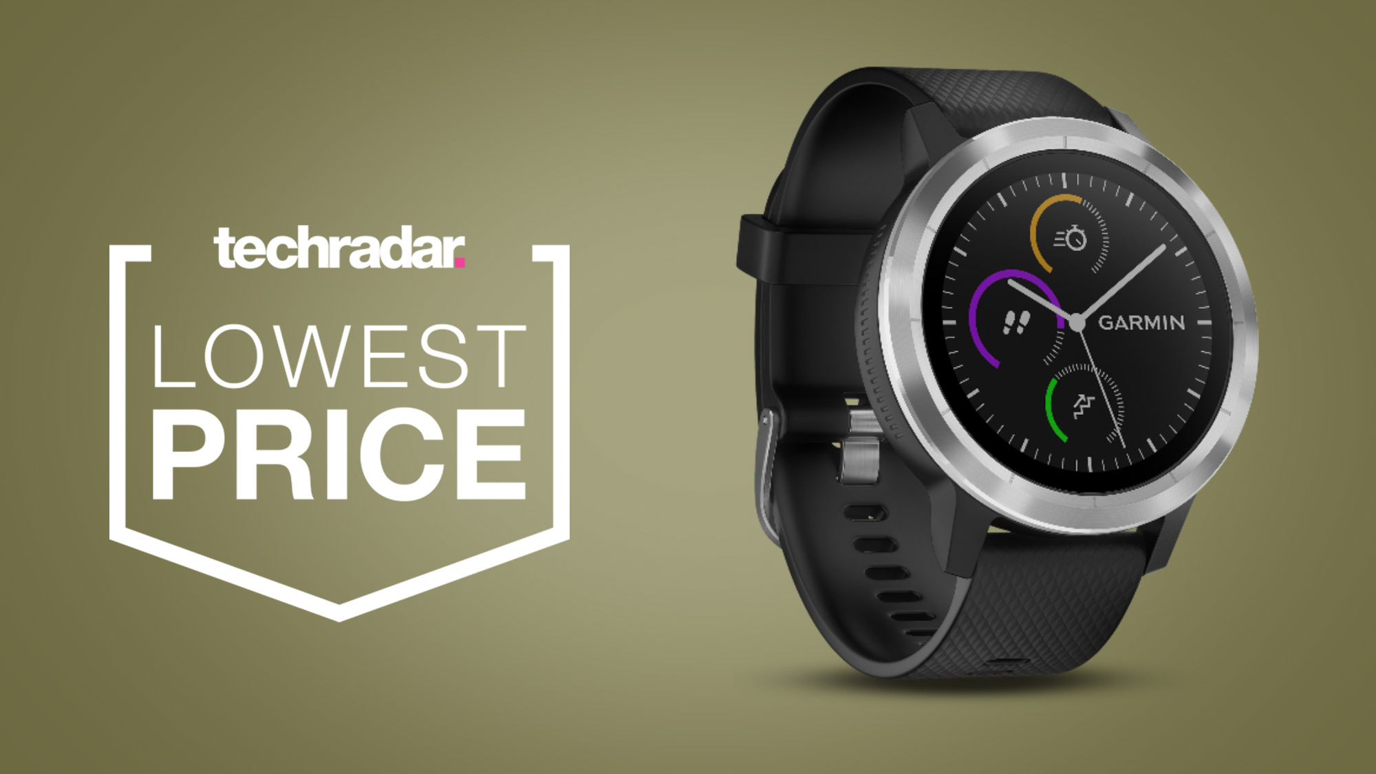Garmin Vivoactive 3 drops to lowest ever price in Presidents' Day sales thumbnail