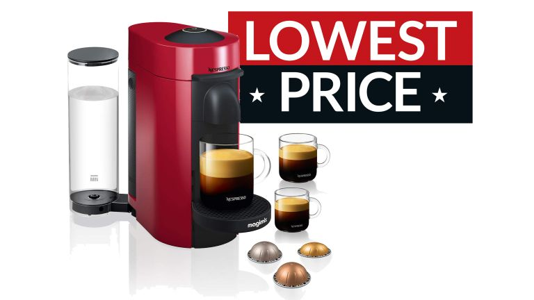 Black Friday Nespresso machine deal