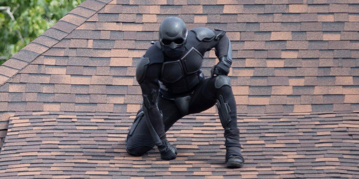 black noir the boys season 2 on the roof