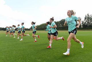 Arsenal Women's Squad