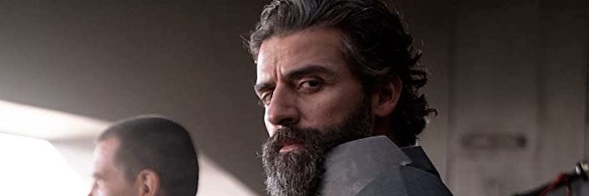 Oscar Isaac as Poe Dameron in Dune
