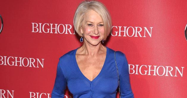 Dame Helen Mirren reveals she hated her full figure in the '60s