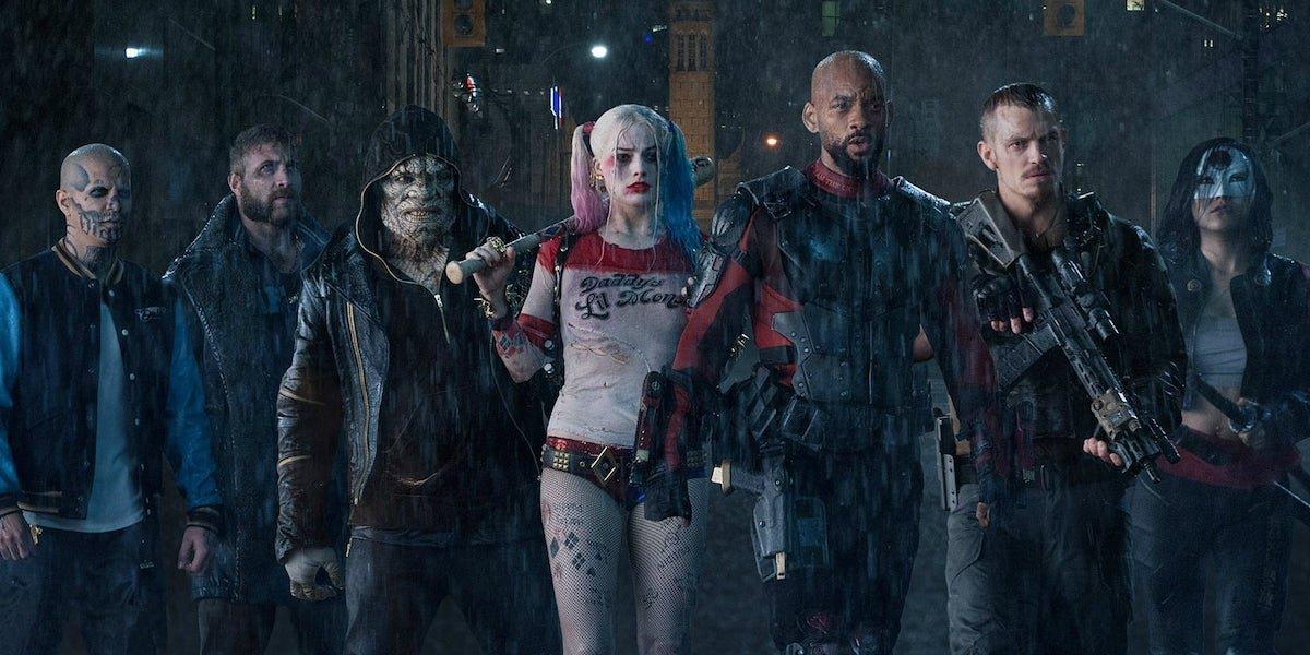 Suicide Squad main cast