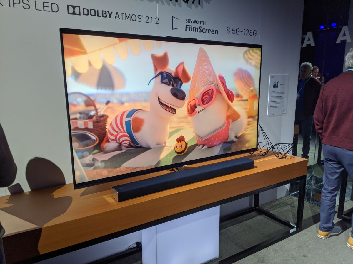 Chinese TV maker: Yes, our Android TVs spied on customers