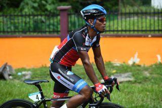 Metkel Eyob of Terengganu Cycling Team