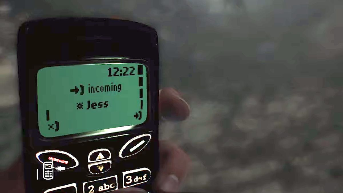 The latest Blair Witch game trailer highlights the horror of an awkward phone call