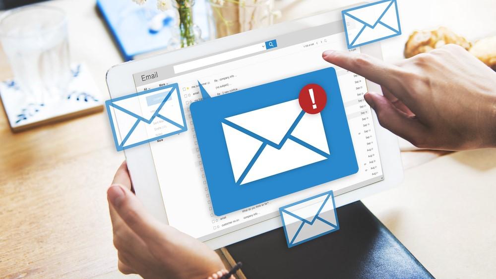 spam campaign