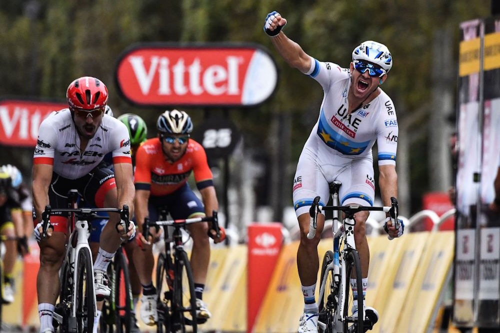 Geraint Thomas wins the 2018 Tour de France as Alexander Kristoff takes final stage victory 1