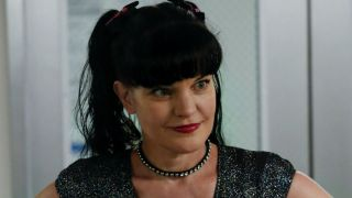 Pauley Perrette as Abby Sciuto on NCIS
