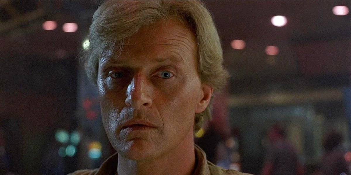 Rutger Hauer in Blind Furty