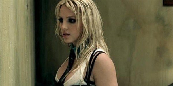 "Britney Spears - ""Me Against The Music"" Music Video"