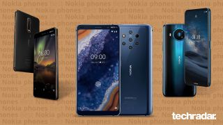 A selection of the best Nokia phones, including Nokia 9 PureView, Nokia 8.3 5G and Nokia 6.1