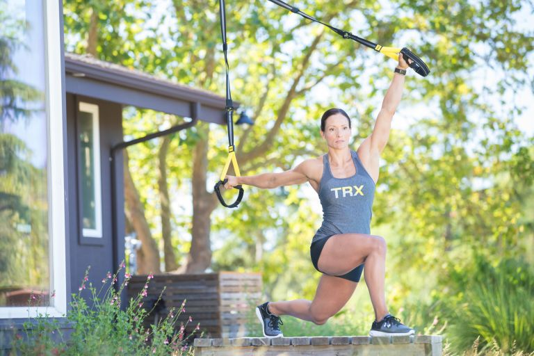 Best workout equipment for home: TRX Move Resistance Suspension Bands