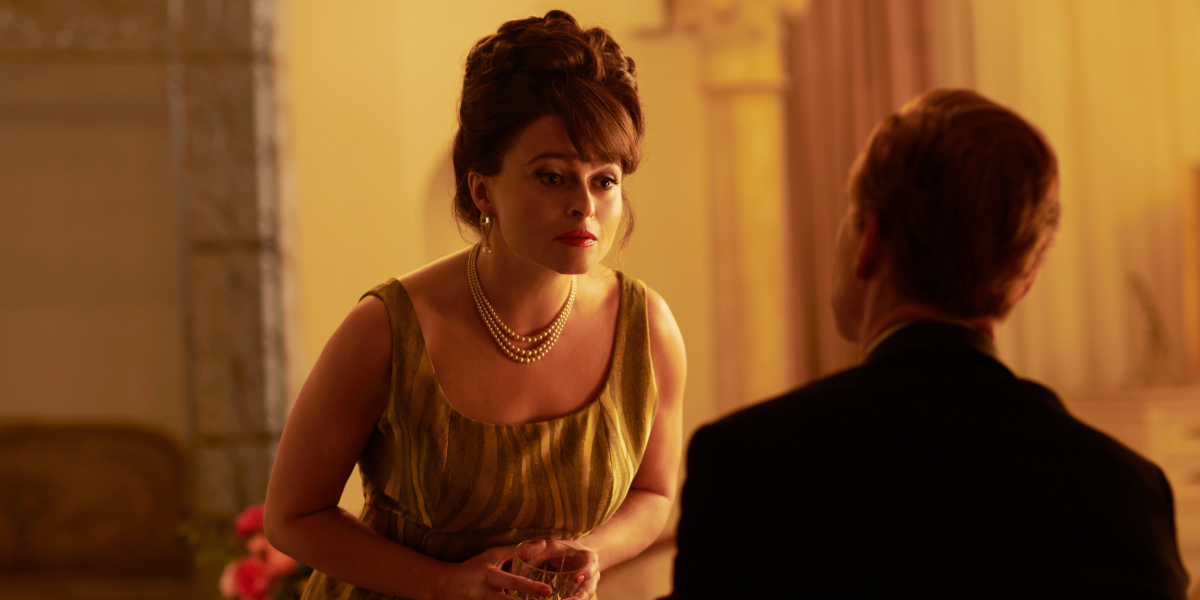 The Crown Helena Bonham Carter Princess Margaret Netflix