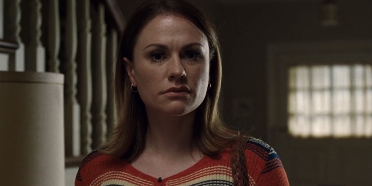 Anna Paquin as Peggy Sheeran in the Irishman