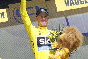 Chris Froome hints at Giro d'Italia ride after 2017 route is leaked