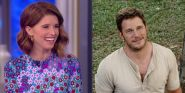 Chris Pratt And Katherine Schwarzenegger Have Great Genes, And Arnold Schwarzenegger Knows It