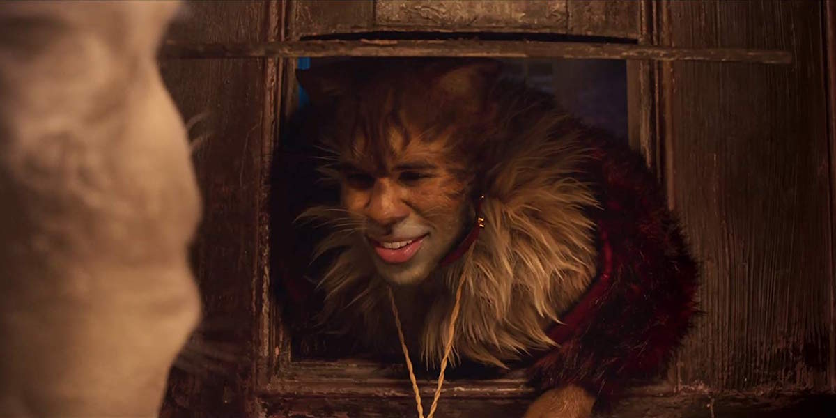 Jason Derulo as Rum Tum Tugger in Cats