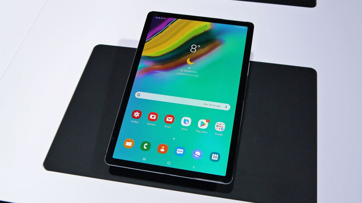 Samsung Galaxy Tab S6 Lite Listed On Store Complete With Price Specs And Images Techradar