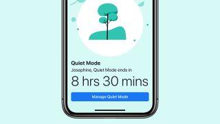 Facebook Quiet Mode