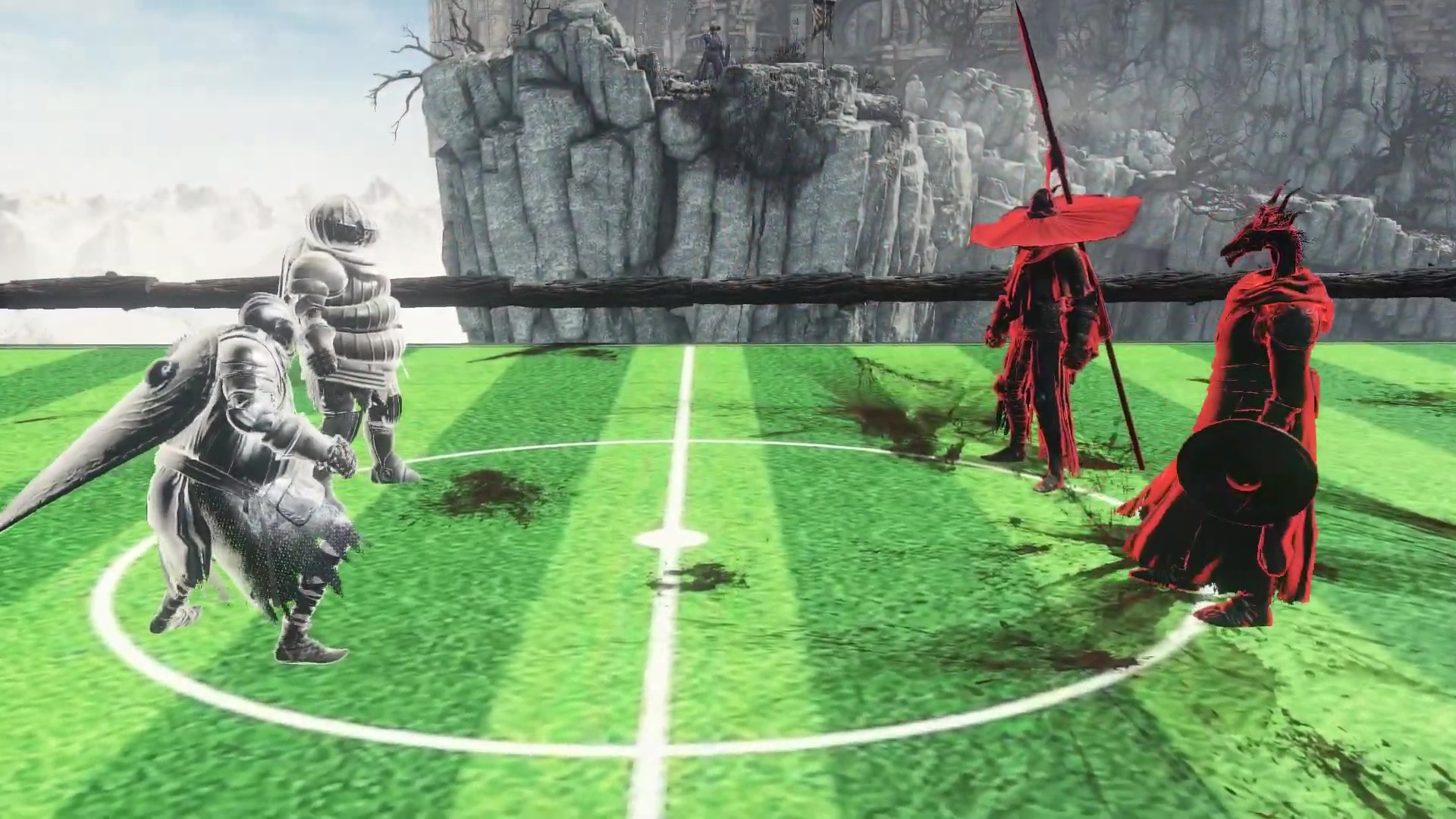 Dark Souls 3 is a damn sports game now thanks to this amazing mod