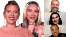 'Black Widow' Interviews With Scarlett Johansson, Florence Pugh, David Harbour And More!