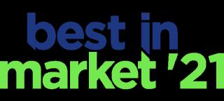 Best in Market '21 Awards