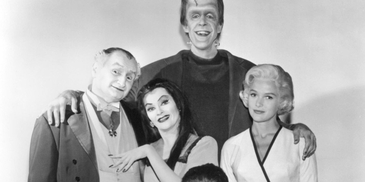 The Cast of The Munsters