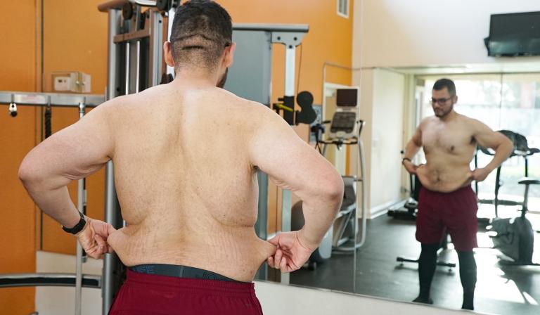 Real life weight loss: Matthew Rivera's story