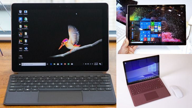 Which Surface Is Right For You Pro X Vs Pro 7 Vs Laptop 3 Vs Go 2 Laptop Mag