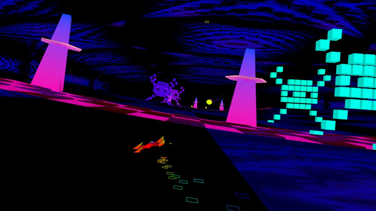 Polybius has appeared on Steam and will release later this year