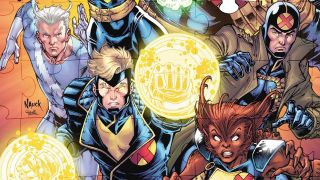 X-Men Legends #5 better