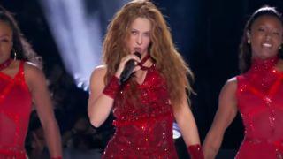 Shakira Super Bowl Halftime Performance