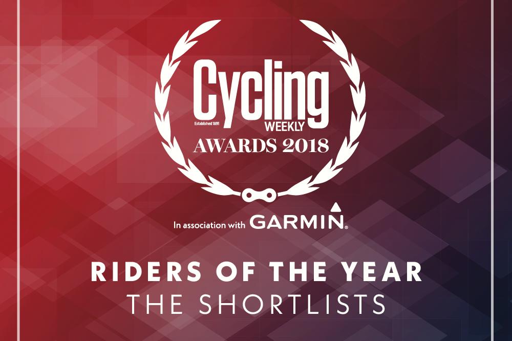 Cycling Weekly Awards Rider shortlists