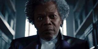 Samuel L. Jackson as Mr. Glass in M. Night Shyamalan's Glass