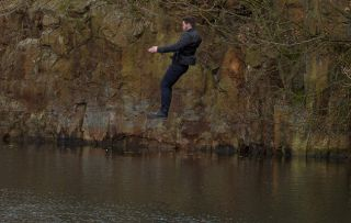 Emmerdale spoilers! Joe Tate plunges into a quarry and fails to resurface… is Joe dead?