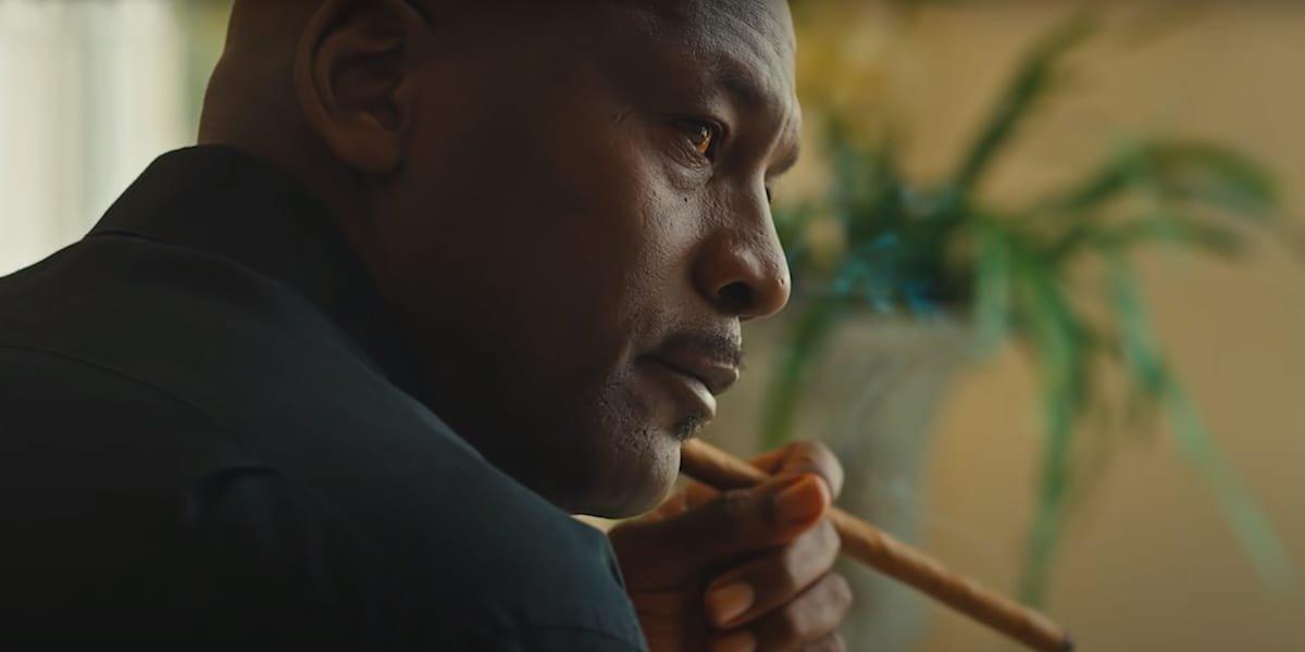 Michael Jordan on The Last Dance (2020)