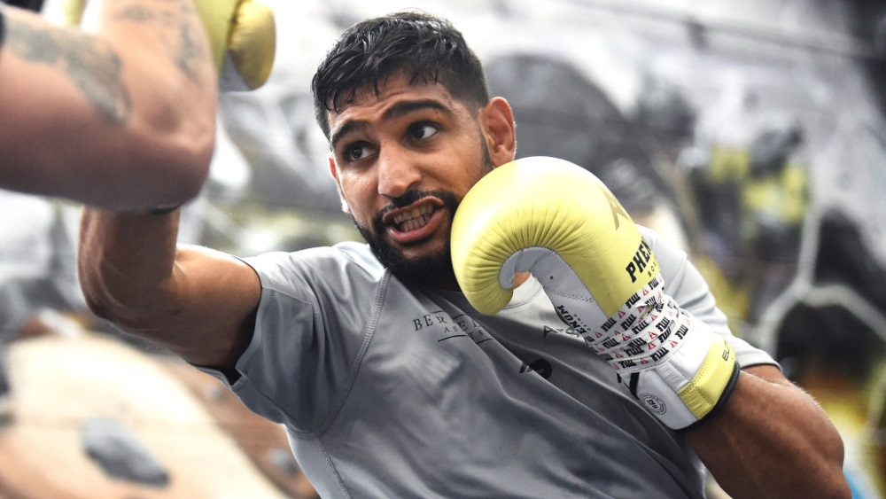 How to watch Khan vs Dib: live stream tonight's boxing online from