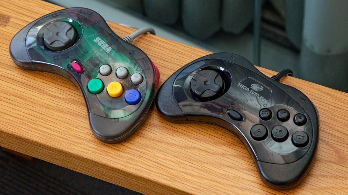 Retro-Bit's Sega Genesis and Saturn Controllers Are