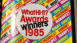 A brief history of What Hi-Fi? Awards magazine covers