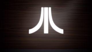 The iconic Atari logo.
