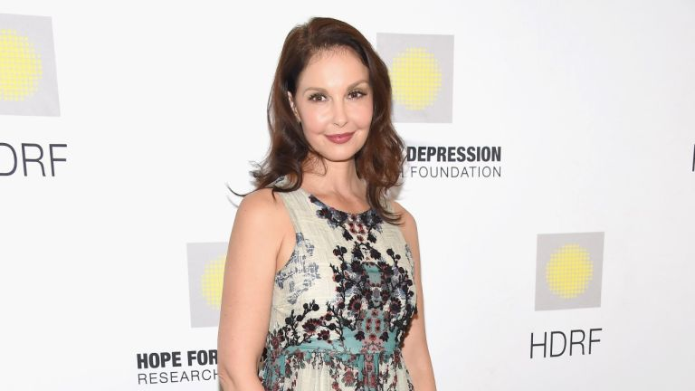 Event honoree, Ashley Judd attends the 11th Annual Hope For Depression Research Foundation HOPE luncheon at The Plaza Hotel on November 8, 2017 in New York City
