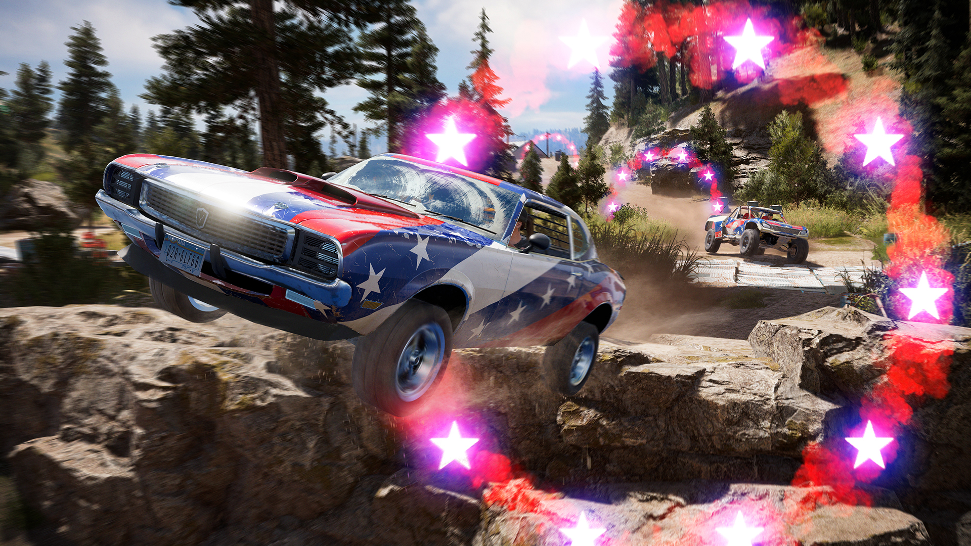 Far Cry 5 Is Fun But Its Tone Is All Over The Place Pc Gamer
