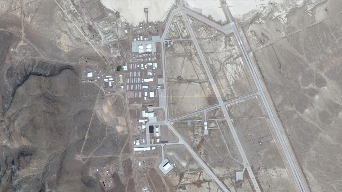 area 51 groom lake map 15 Far Out Facts About Area 51 Live Science area 51 groom lake map