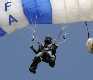 The Truth About Skydiving Risks   Live Science