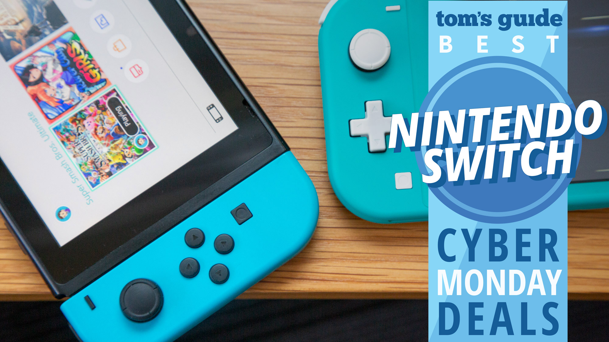 Best Nintendo Switch Cyber Monday Deals You Can Still Get Tom S Guide