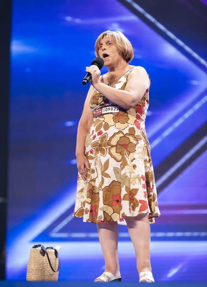 Singing coach: 'X Factor just wants to ridicule'